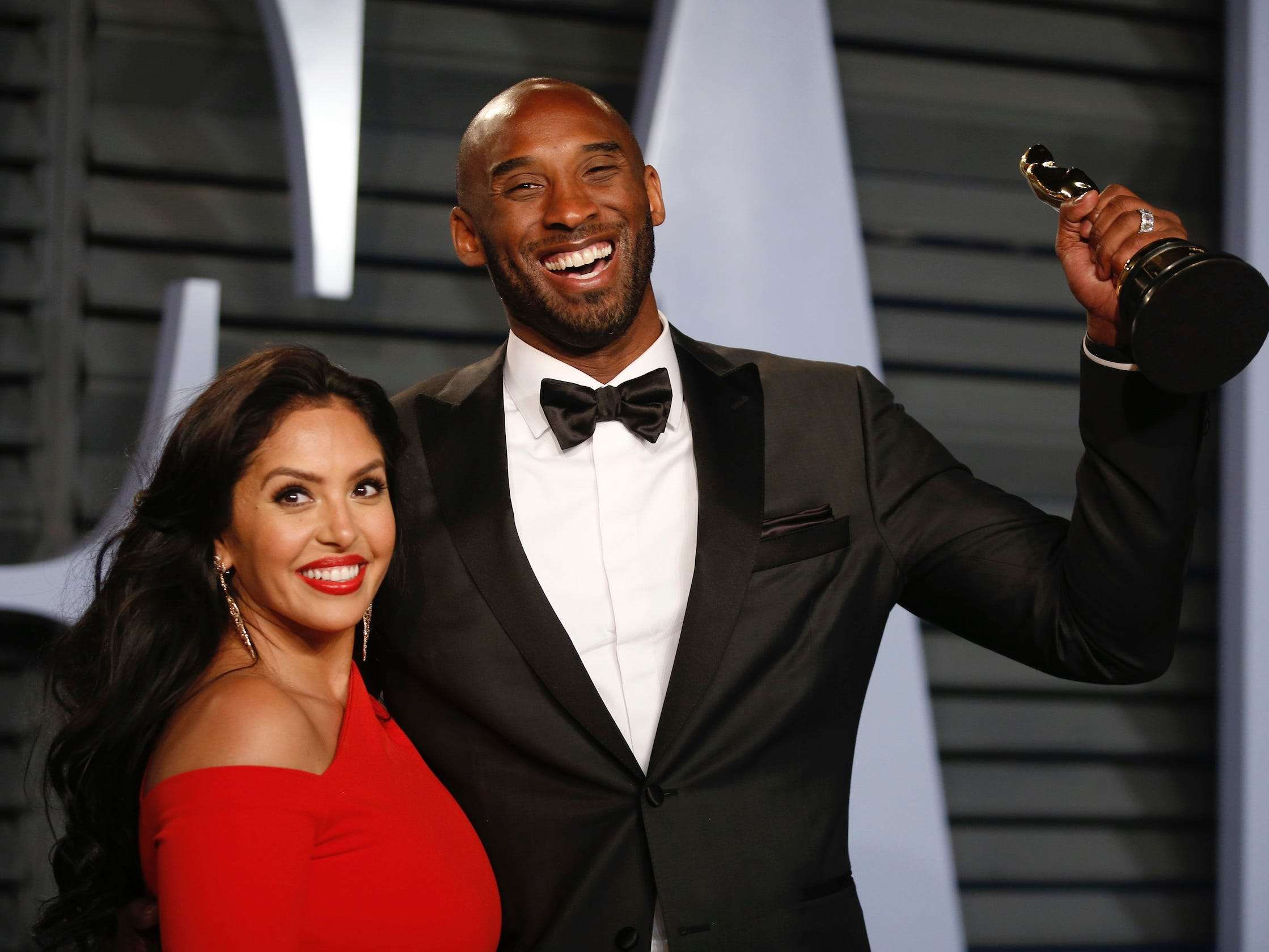 Vanessa Bryant Found One Final Letter From Kobe That She Saved For Her Birthday And It Included A Drawing Of An Angel On The Inside Business Insider India