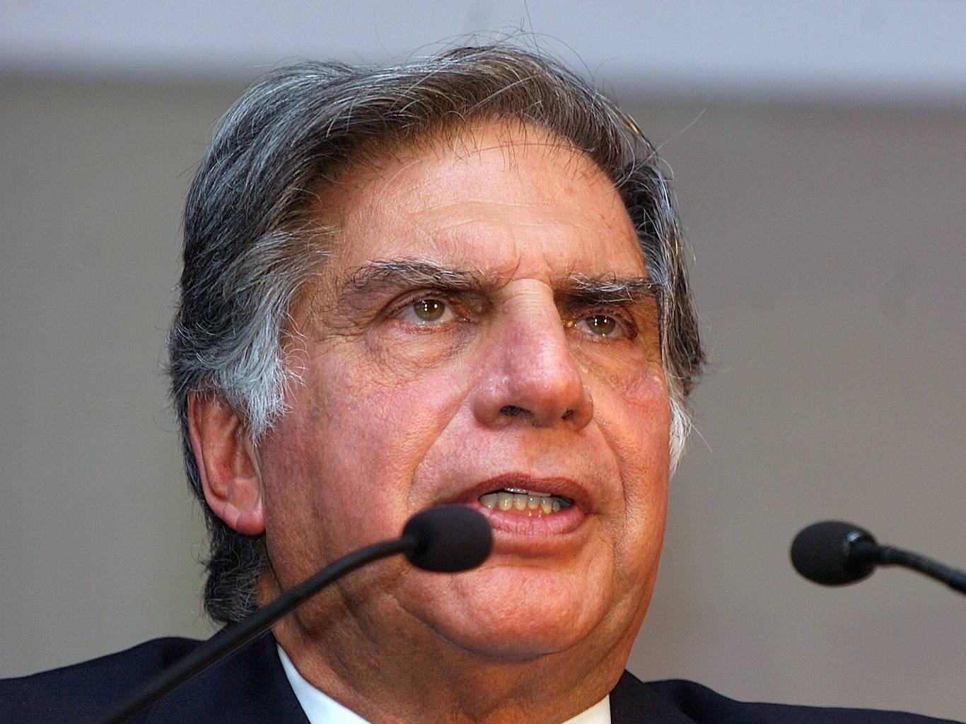 Ratan Tata Bitkoinų Investicijos