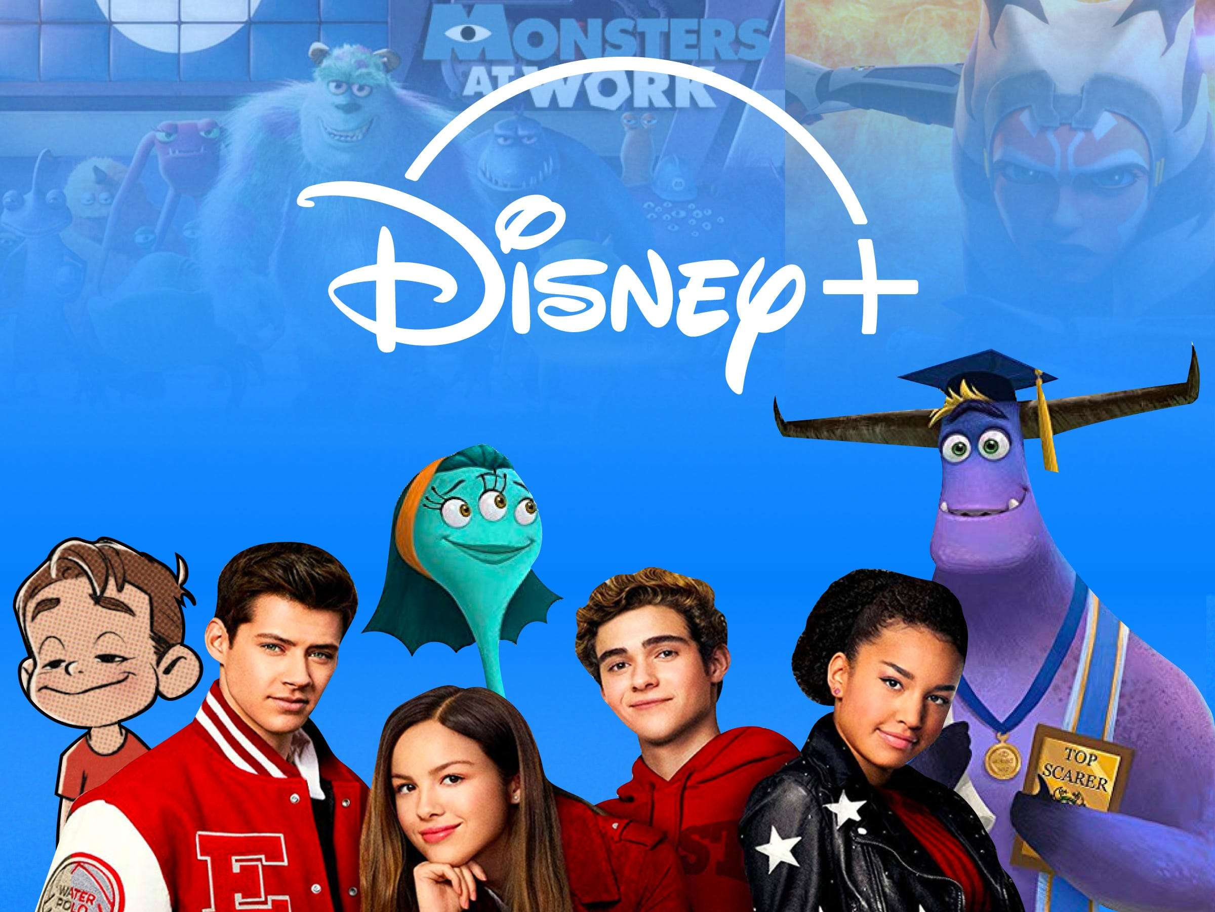 Disney Plus New Shows Here Are The New Series And Shows To Watch Now Business Insider