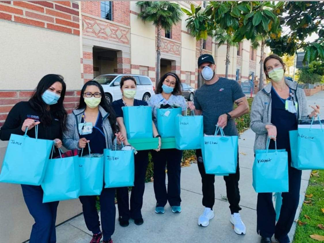 California Man Spent 25 000 To Donate Care Packages To Medical Staff Business Insider