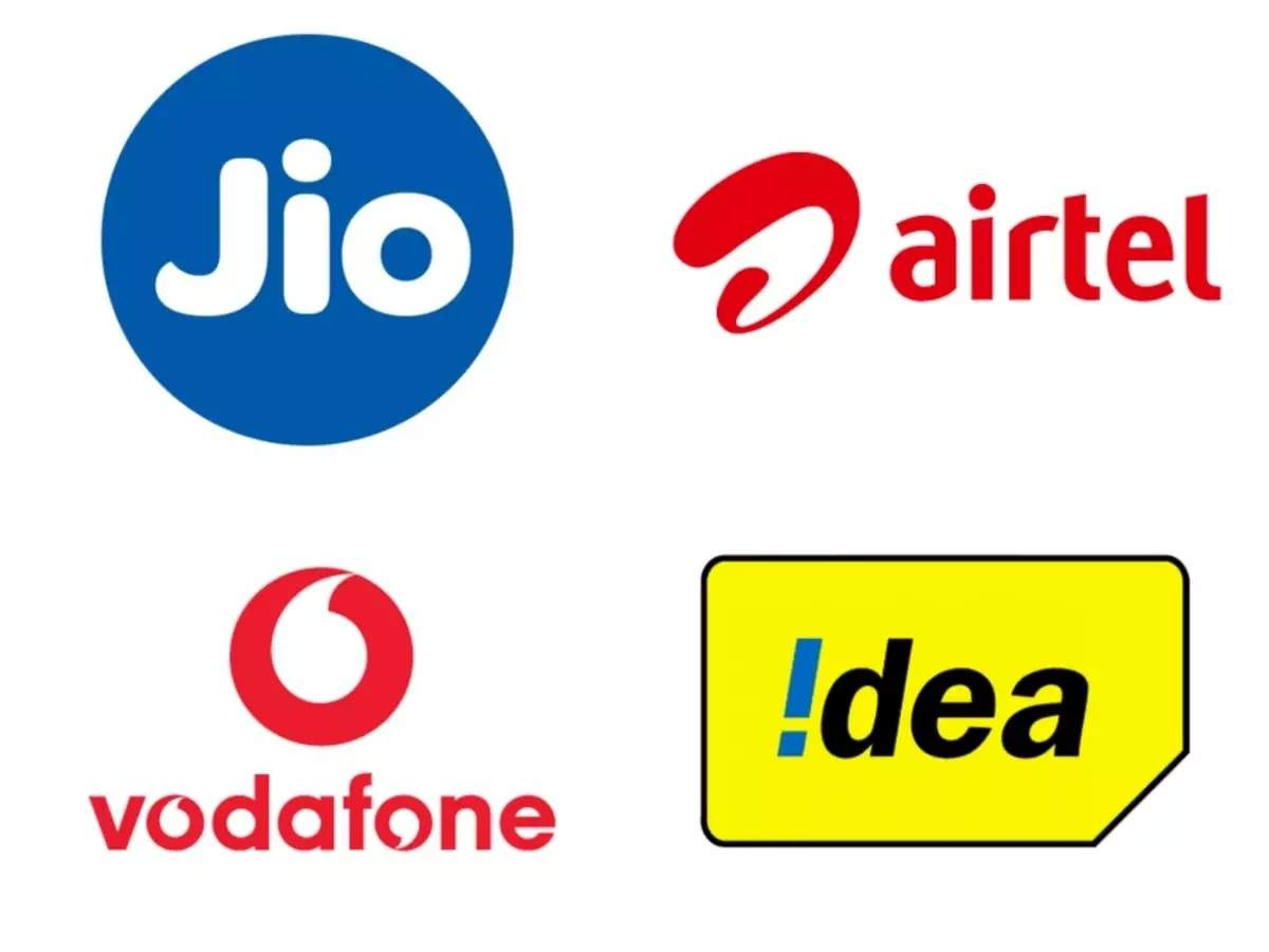 Monthly recharge plans from Jio, Airtel and Vodafone Idea