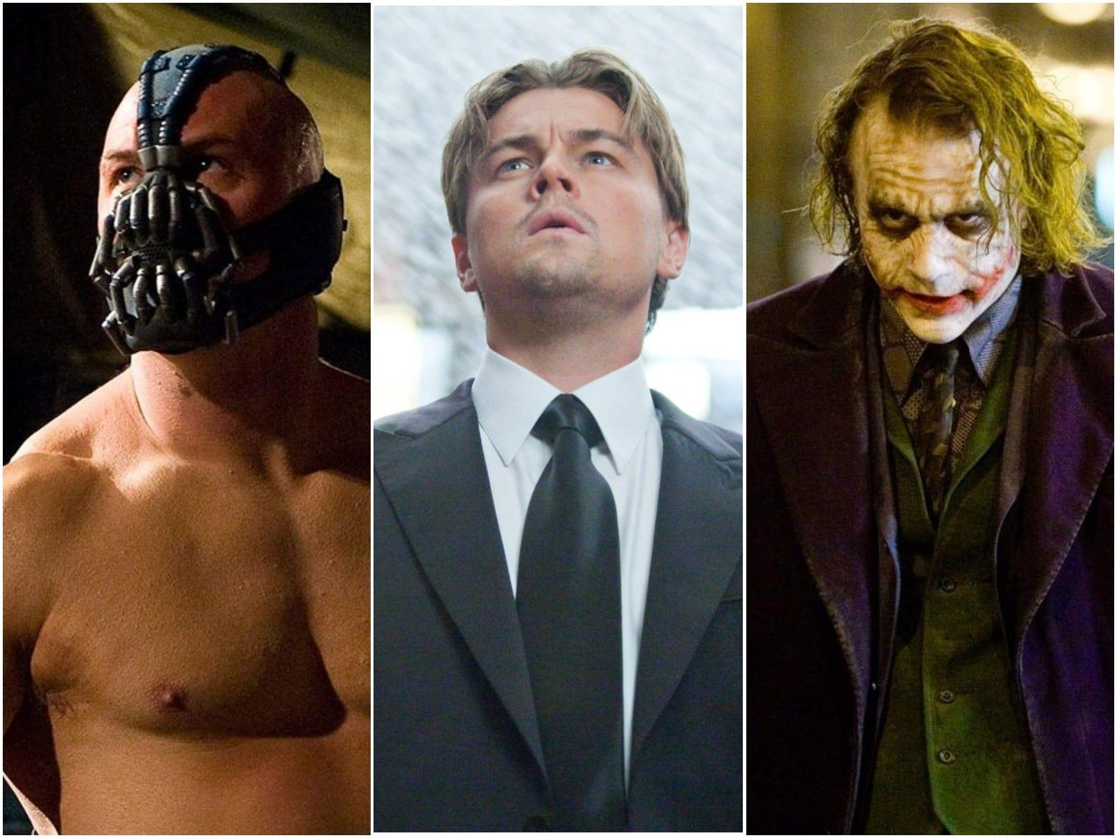 Every Single Christopher Nolan Movie Ranked By Critics Insider