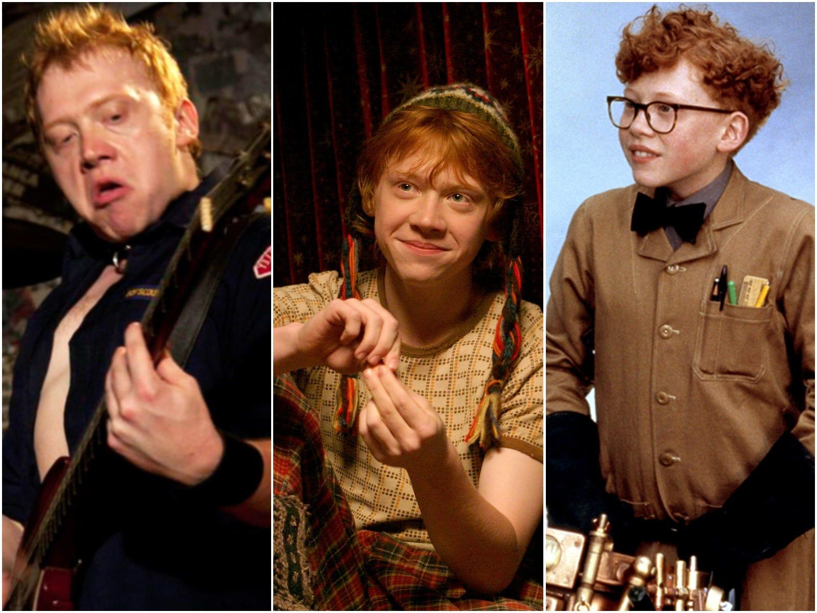 Every Single Rupert Grint Movie Ranked From Worst To Best Insider