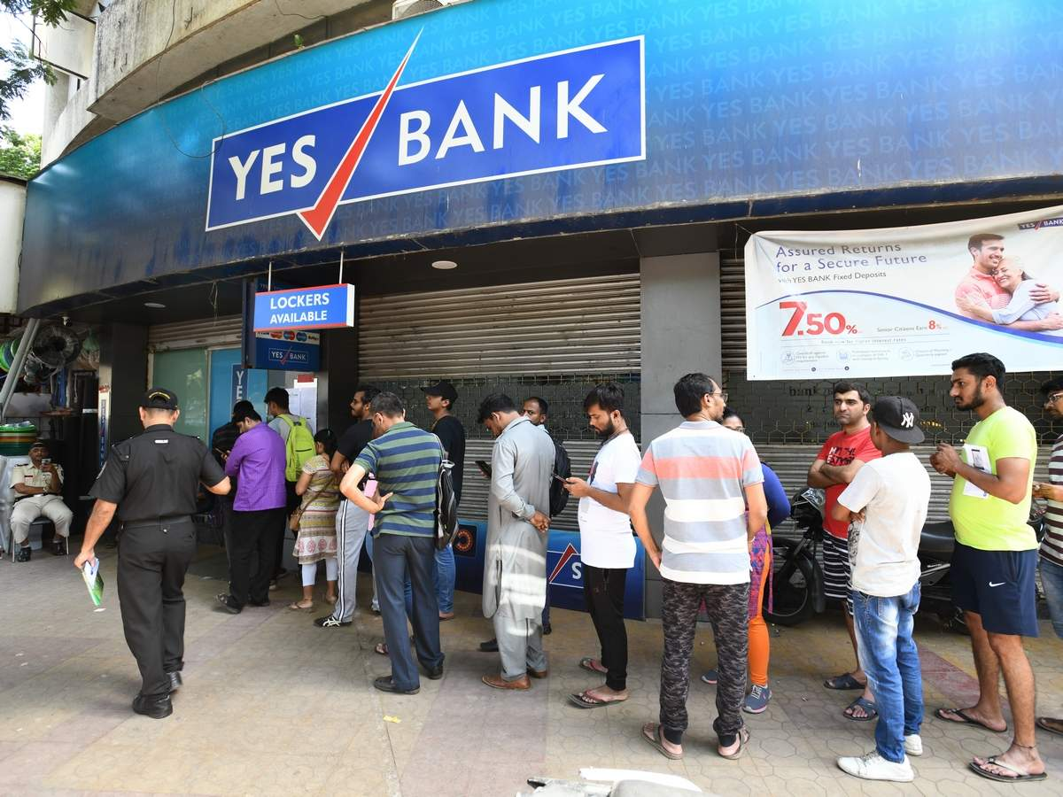 Yes Bank is looking to raise ₹10,000 crore through FPO – with Kotak Securities, Axis Capital, and SBI Capital reportedly to be key players