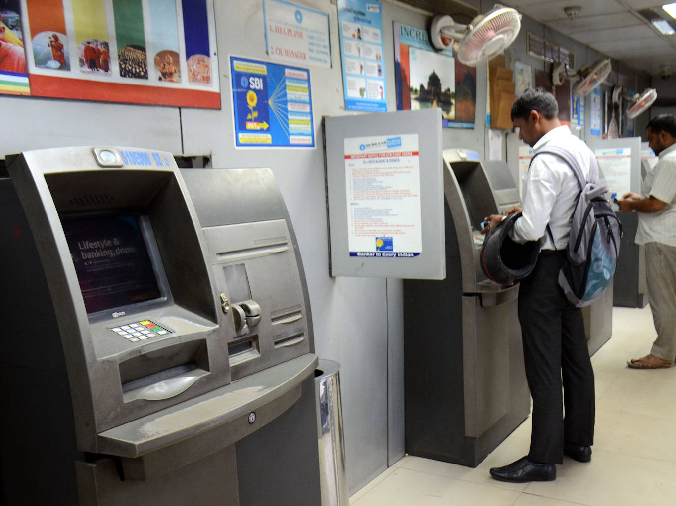 ATM interchange fee: Reserve Bank of India allowed banks to hike ATM transaction charges on basis of recommendations submitted by committee.