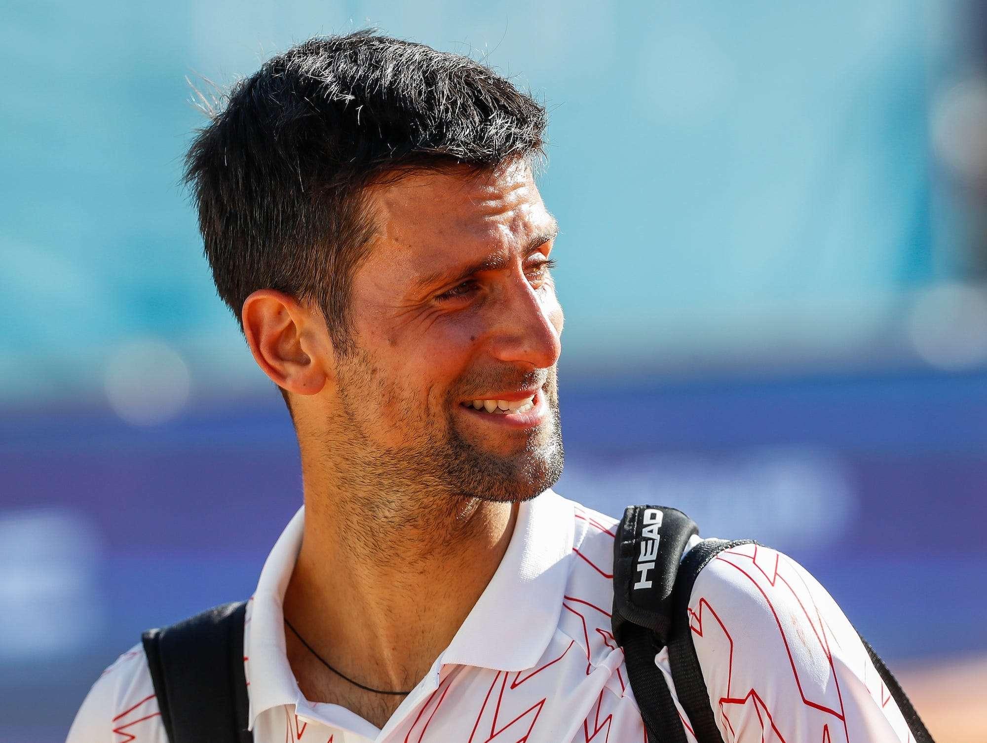 Novak Djokovic Coronavirus Tests Positive For After Night Of Partying Insider