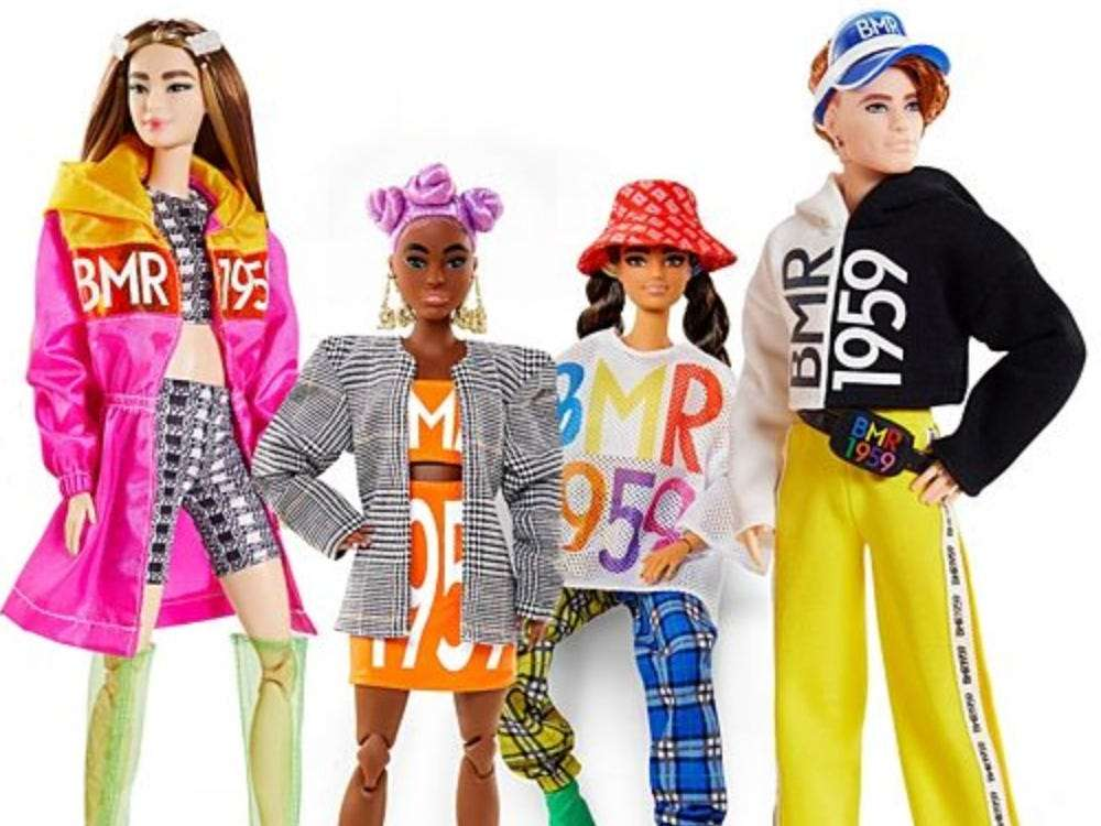 barbie s new collection includes a doll with baby hairs and fans are loving the inclusive hairstyle business insider india doll with baby hairs