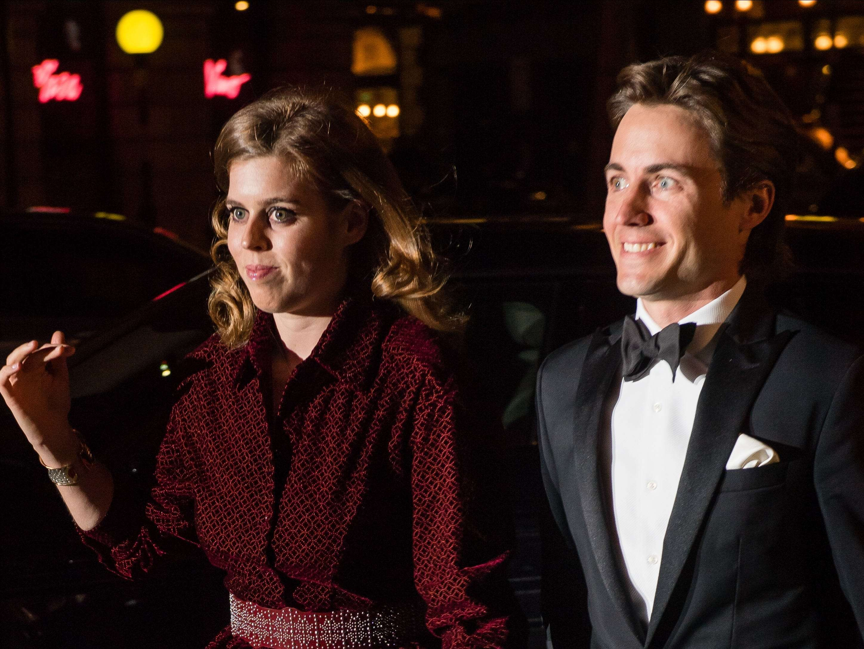 Princess Beatrice Royal Wedding Everything We Know On Postponed