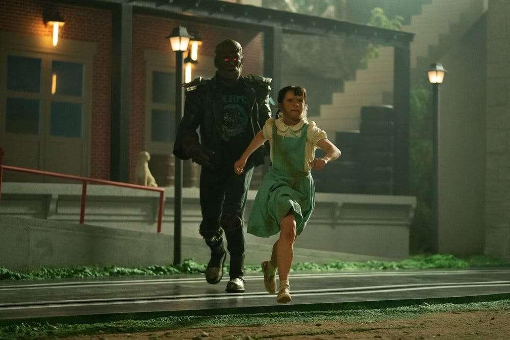 doom patrol dorothy spinner actress