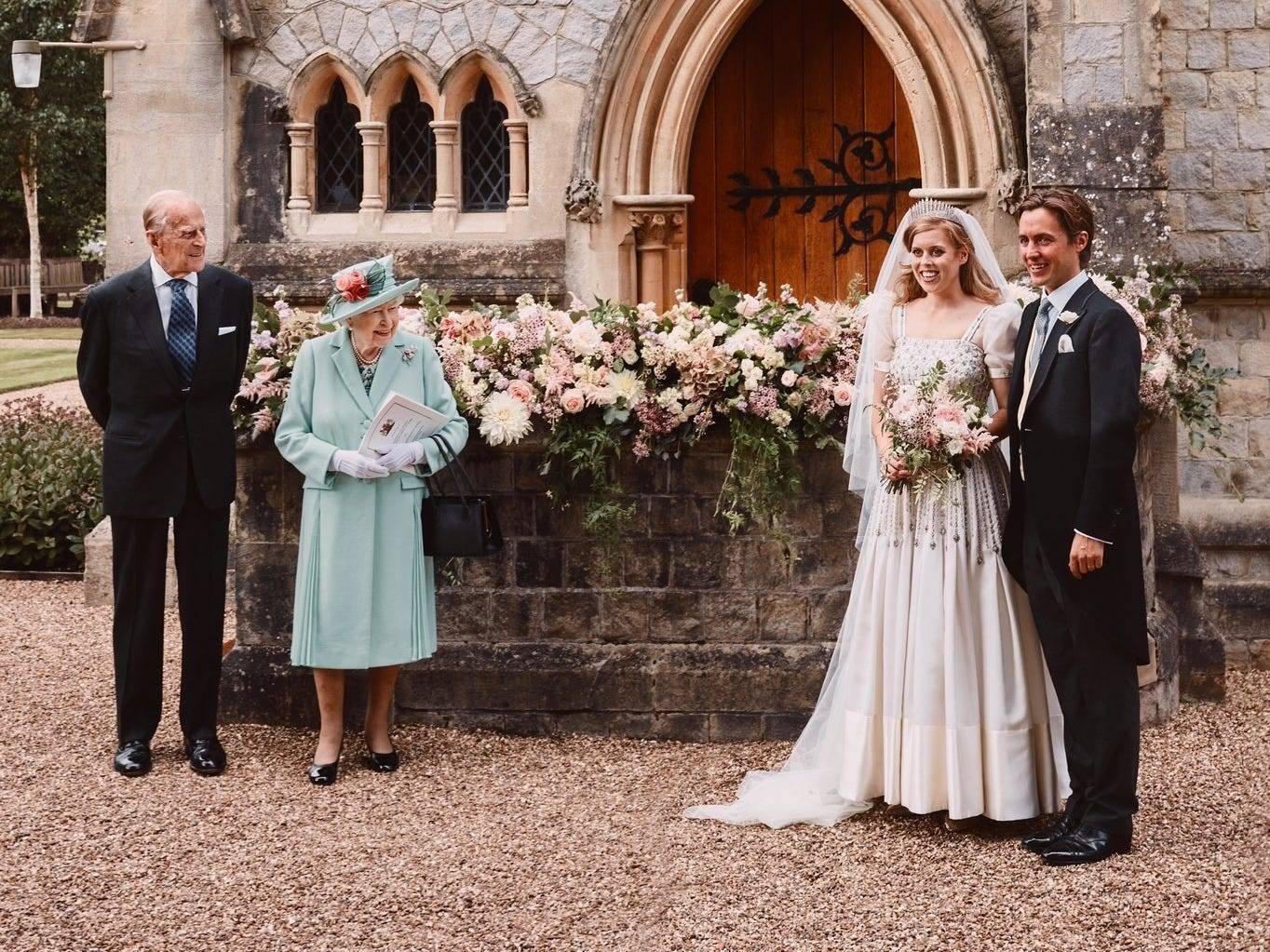 Princess Beatrice Wedding Details You Missed From Secret Ceremony Insider