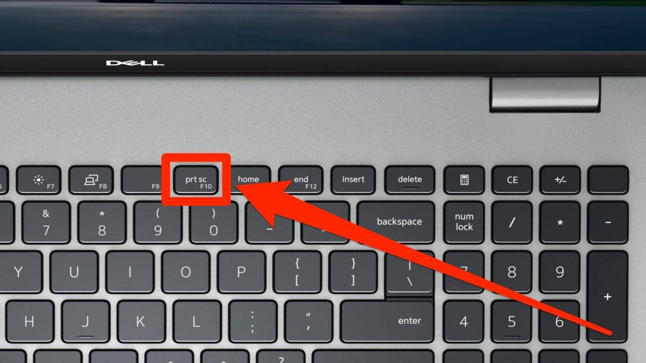 How To Take A Screenshot On Any Dell Desktop Computer Or Laptop Business Insider India