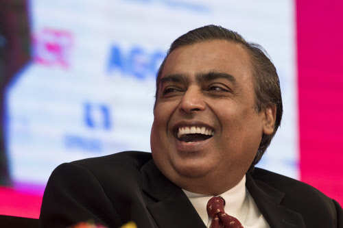 mukesh ambani is now the worlds fourth richest person after he beat louis vuitton owner bernard arnault jpg?imgsize=39664