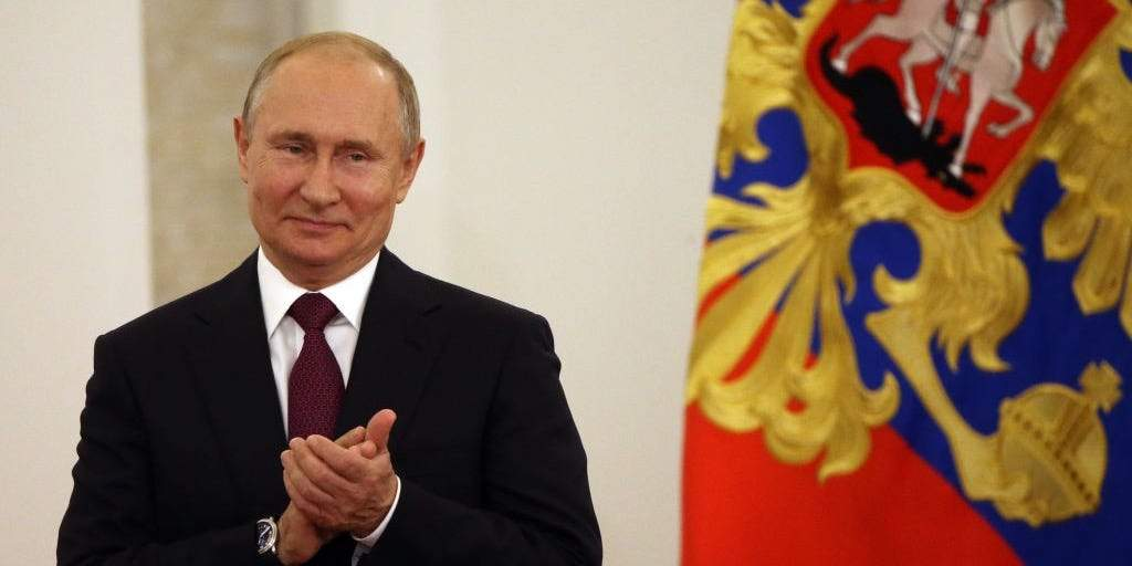 Putin Announced That Russia Approved A Covid 19 Vaccine And Gave It To His Daughter Despite Serious Concerns Over Its Safety Business Insider India
