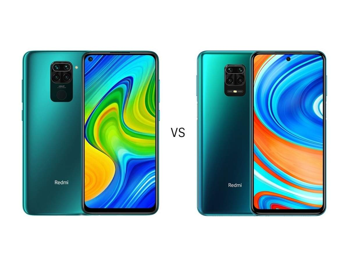 Xiaomi Redmi Note 9 Vs Redmi Note 9 Pro Max Here S What You Get For Spending 5 000 More Business Insider India