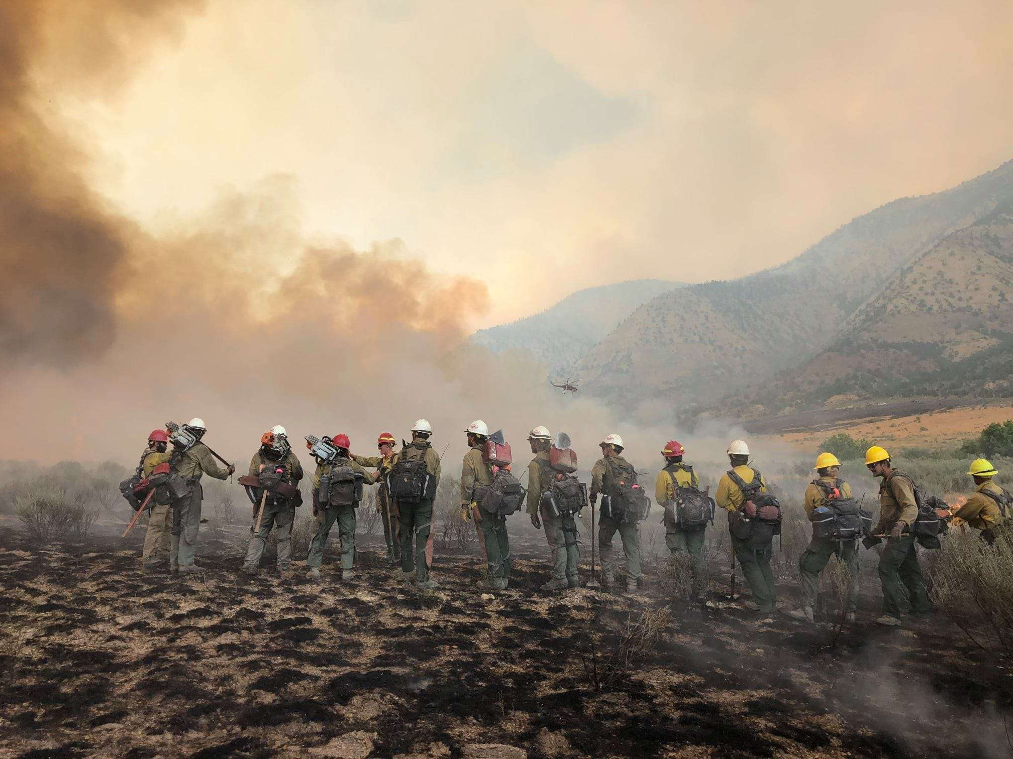3 major wildfires are burning in Colorado, one of which is ...