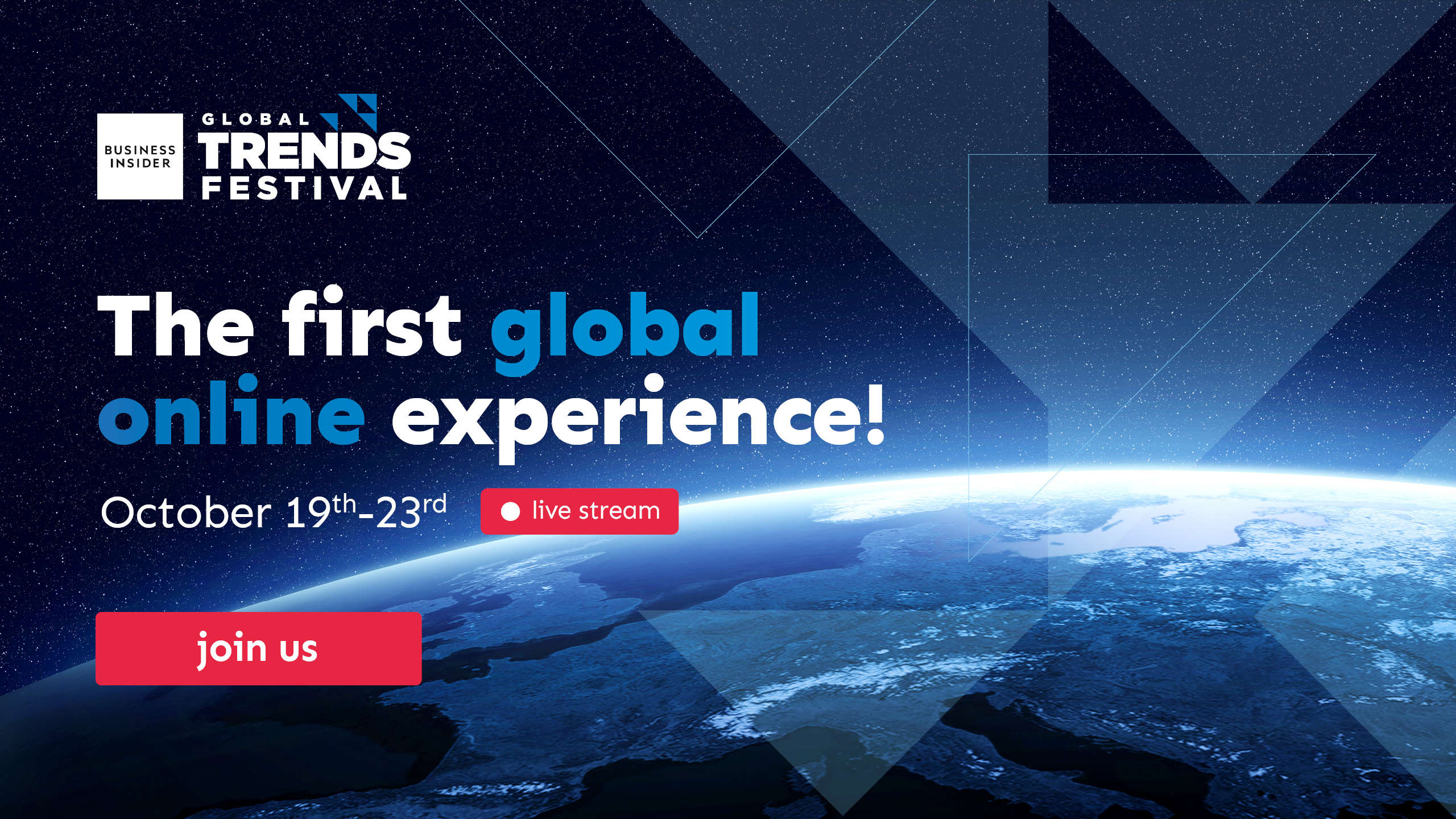 The leadership from Asia, and India in particular, will be at the heart of Global Trends Festival 2020