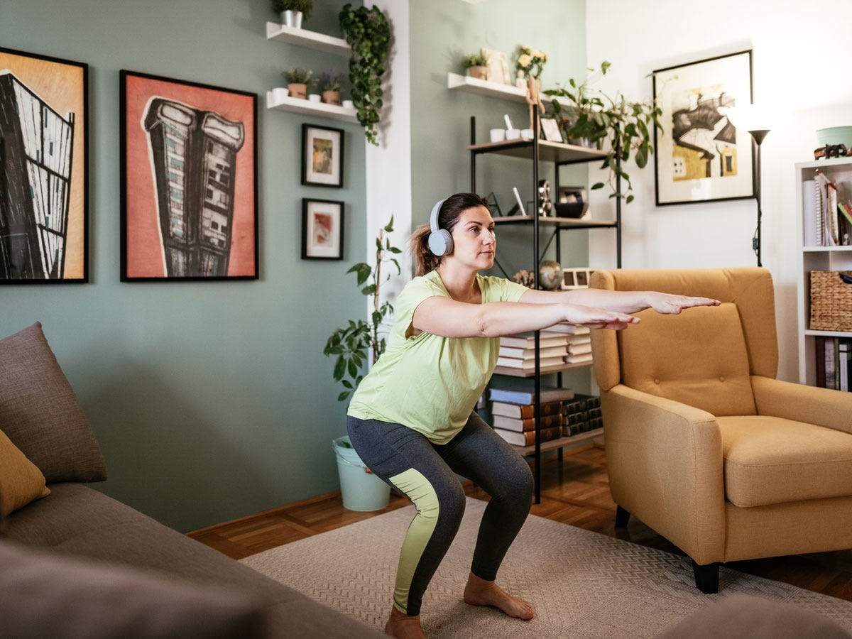 The Best Workouts For Small Apartments
