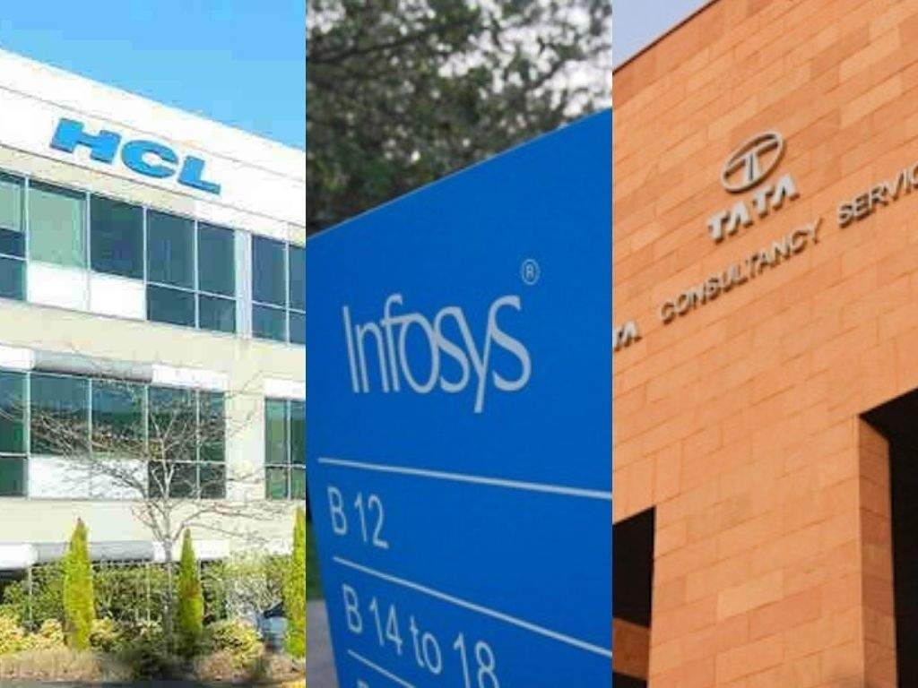 It S Not Just The Dws Deal Morgan Stanley S Outlook Has Painted Hcl Tech Green Along With Tcs Infosys And Wipro Business Insider India