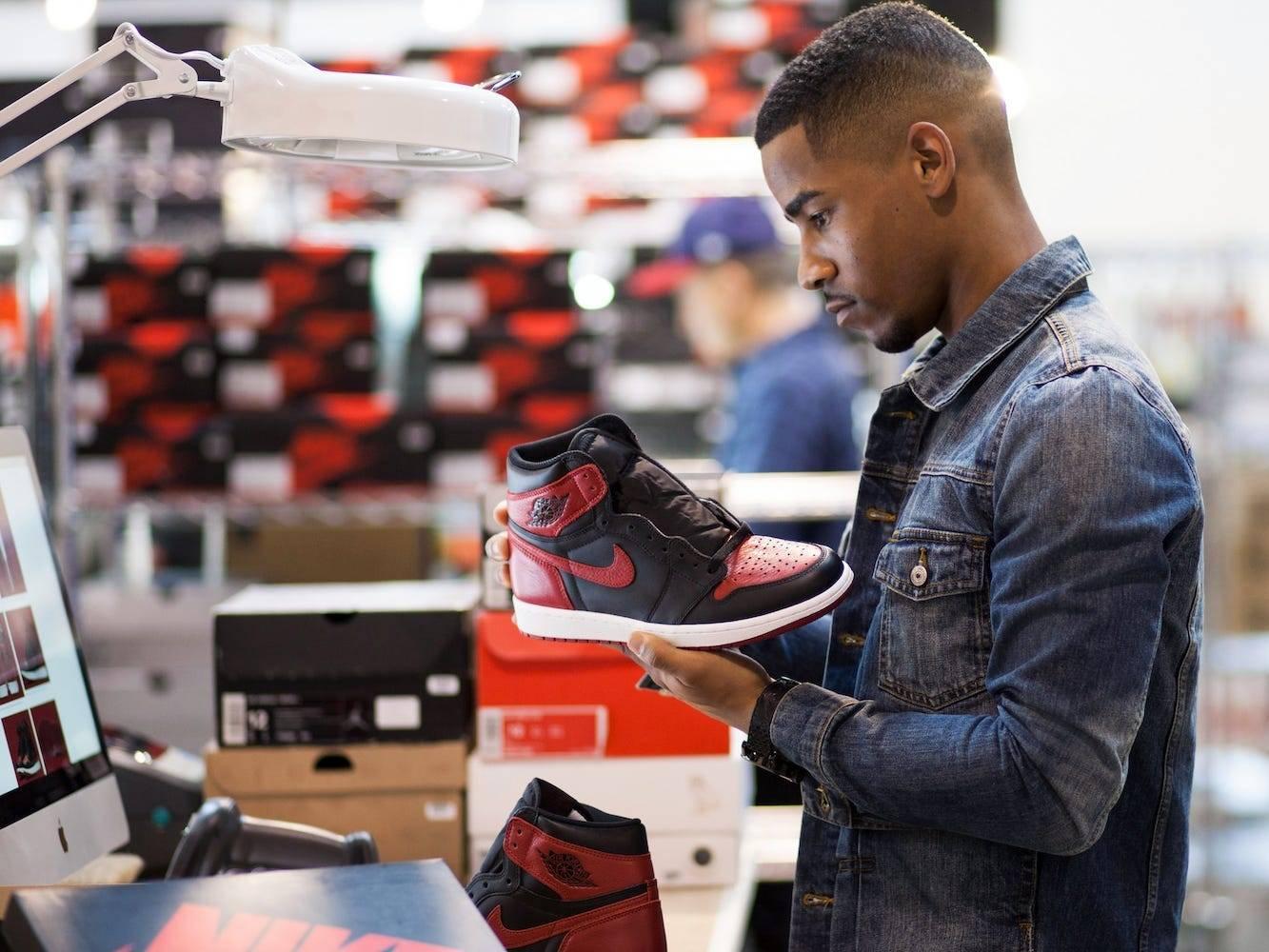 Sneaker resale platform GOAT raises