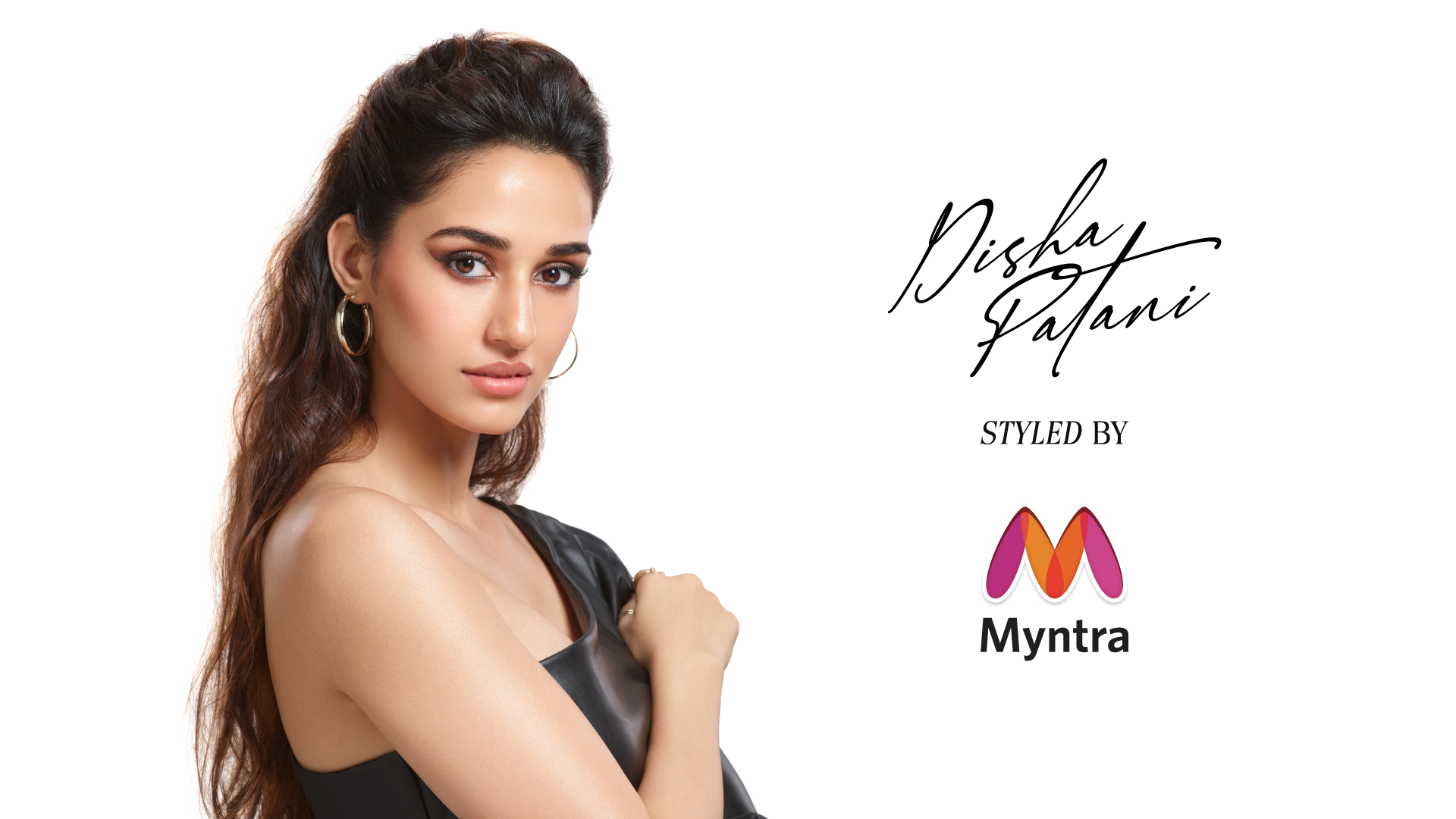 Disha Patani comes on board as Myntra's first 'beauty brand ambassador'