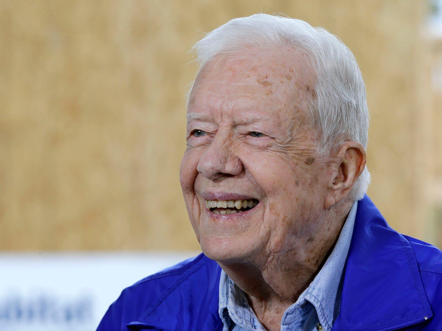 Amazing Things Jimmy Carter Oldest Living President Does At Age 96 Insider