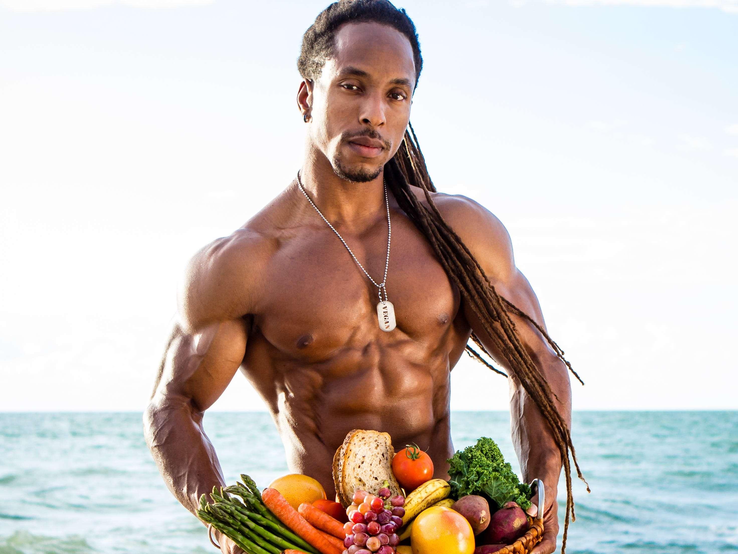 all plant diet bodybuilder
