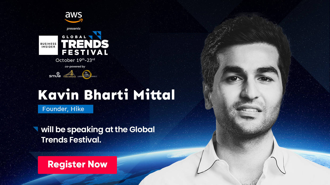 Watch Kavin Mittal speak about the potential of virtual economy, tapping into Bharat users, and more at Global Trends Festival 2020