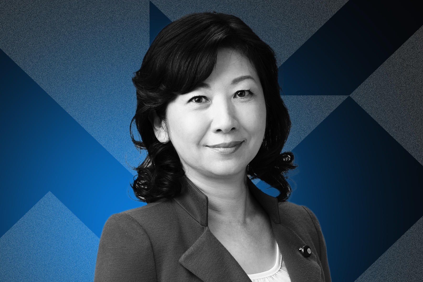 Catch Seiko Noda, Member of Parliament, Japan, at the Global Trends Festival 2020