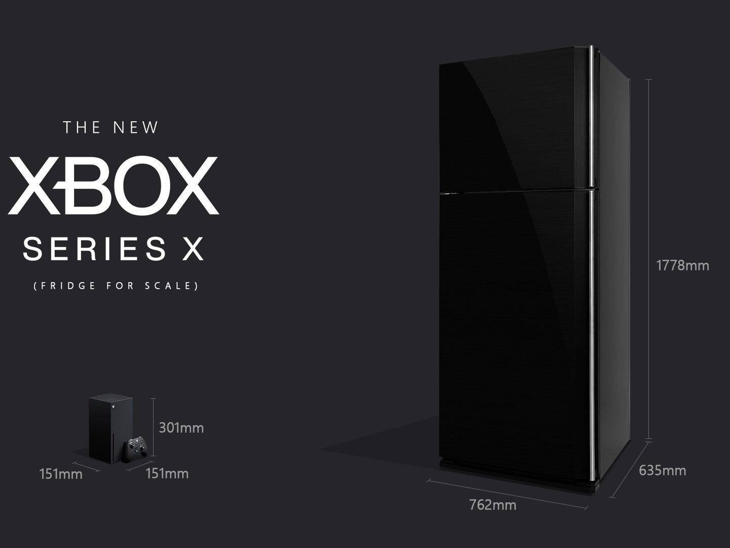 Microsoft Made A Functioning Xbox Series X Refrigerator Business Insider