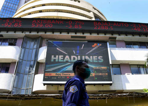 Top stocks to watch — Hero Moto, Airtel, Tata Motors, ICICI Bank, Adani Gas, Marico, Titan, Dr ...