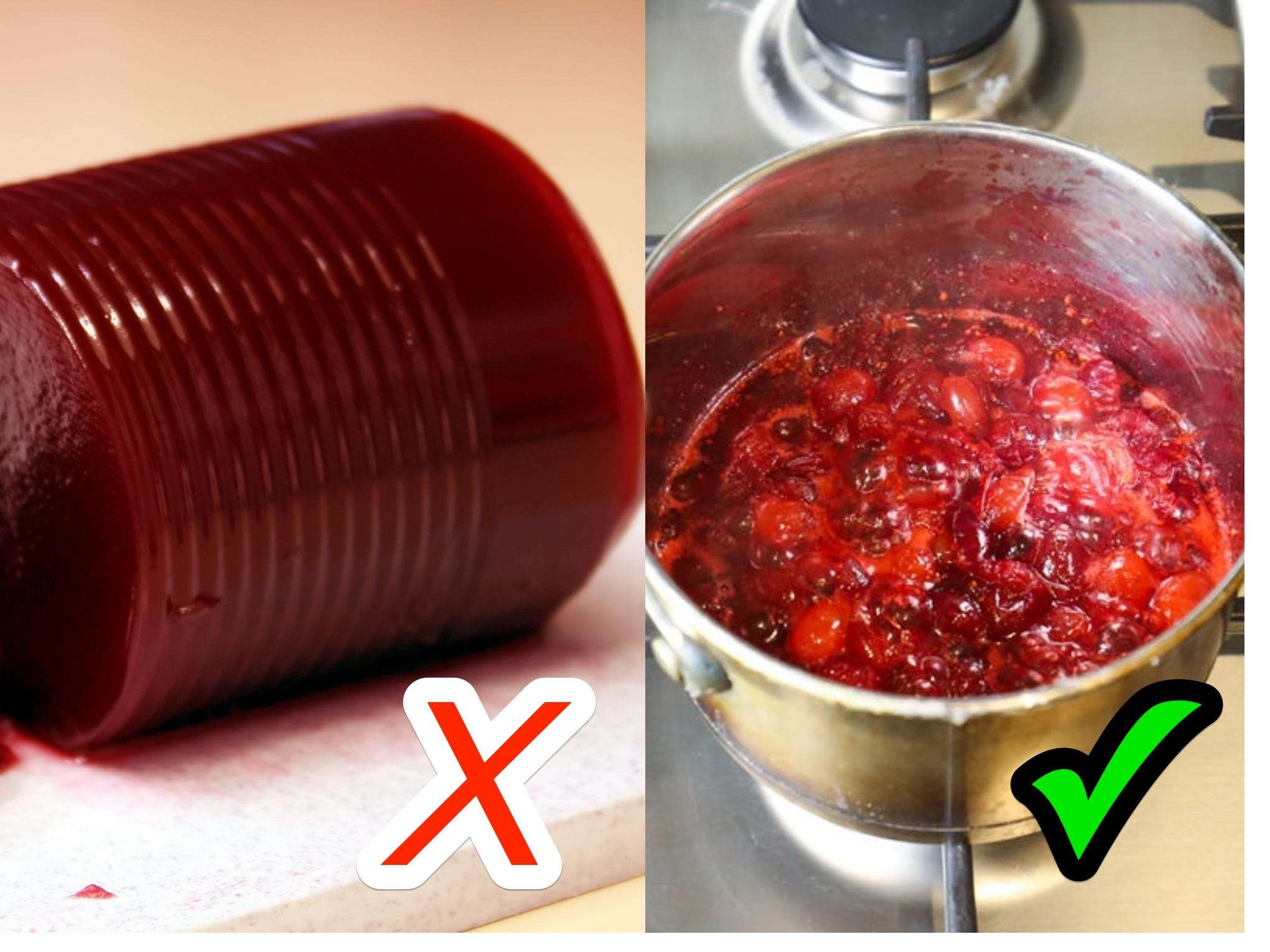 How To Improve Canned Cranberry Sauce For A Thanksgiving Side Dish