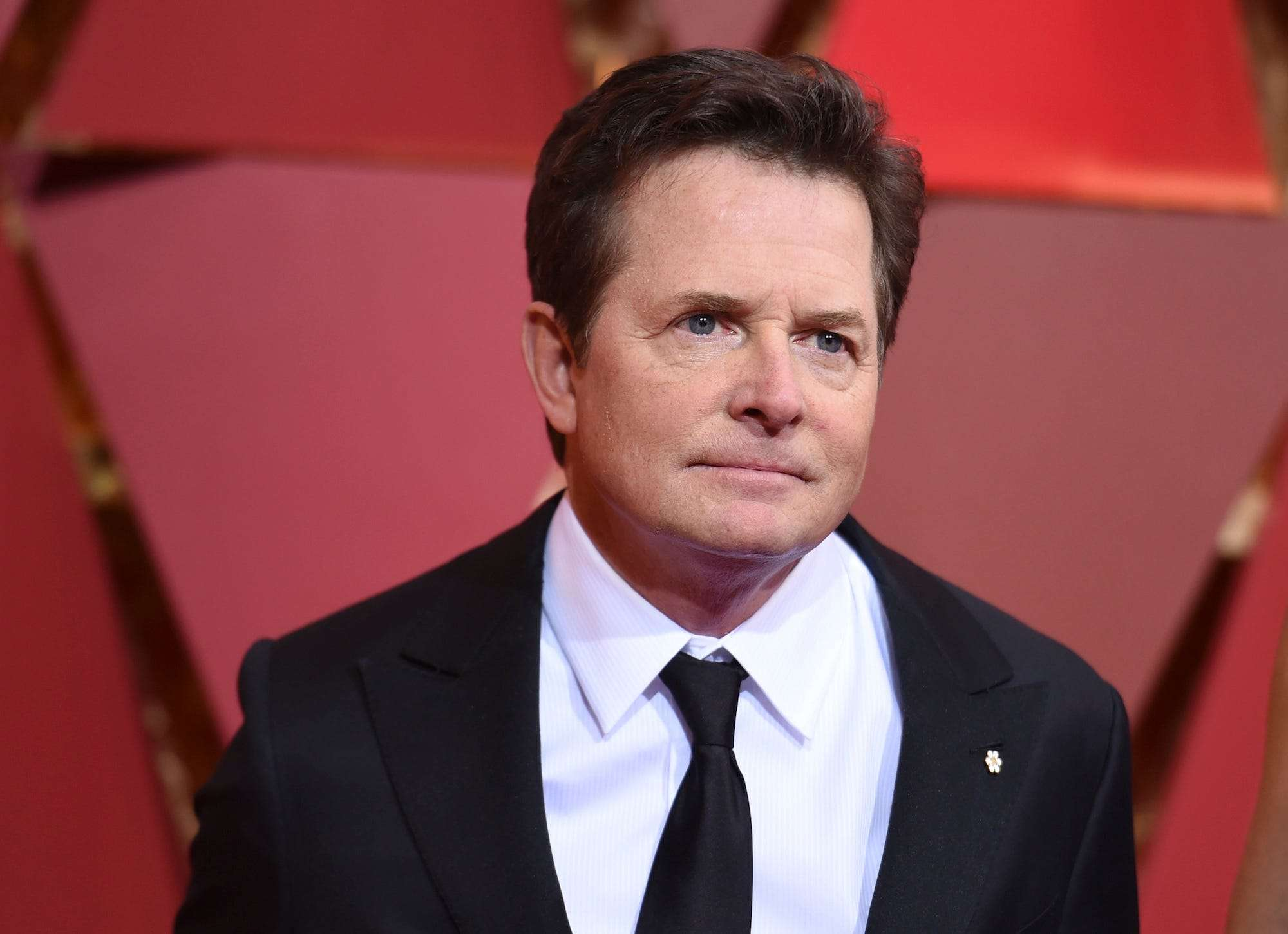 Michael J. Fox says 'Back to the Future' premiere was ...