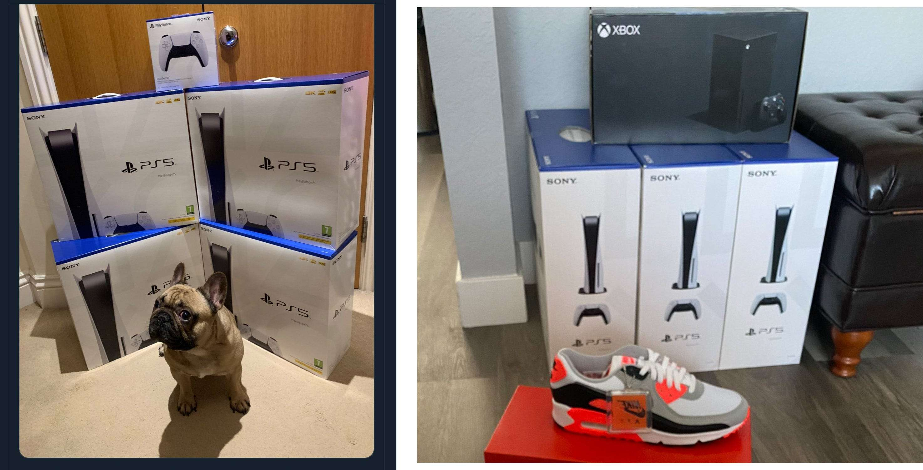 One reseller group snagged nearly 3,500 PlayStation 5 consoles, and the resale market might be the only place to score one after it sold out everywhere online
