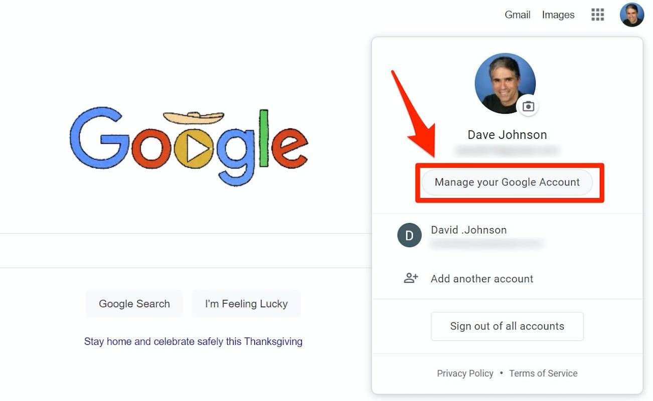 How to stop Google from tracking your computer and limit its data  collection of your online history