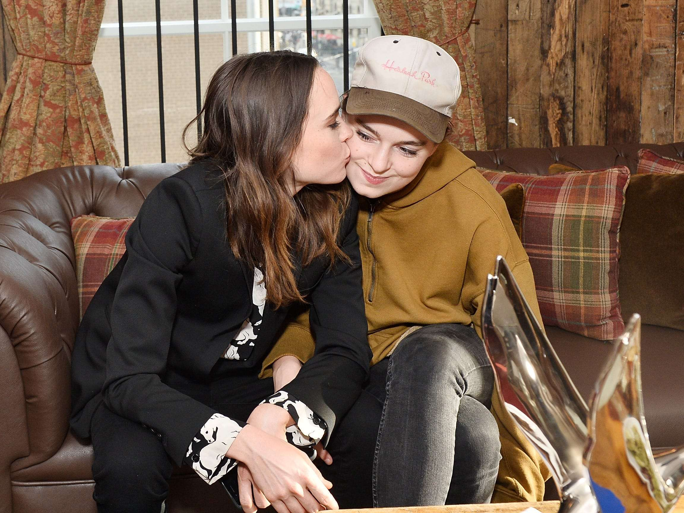 Elliot Page and Emma Portner are getting divorced after 3 ...