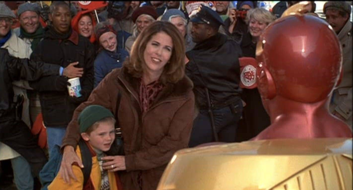 Rita Wilson says 'Jingle All the Way' haunts her because her character was 'just a little too stupid'
