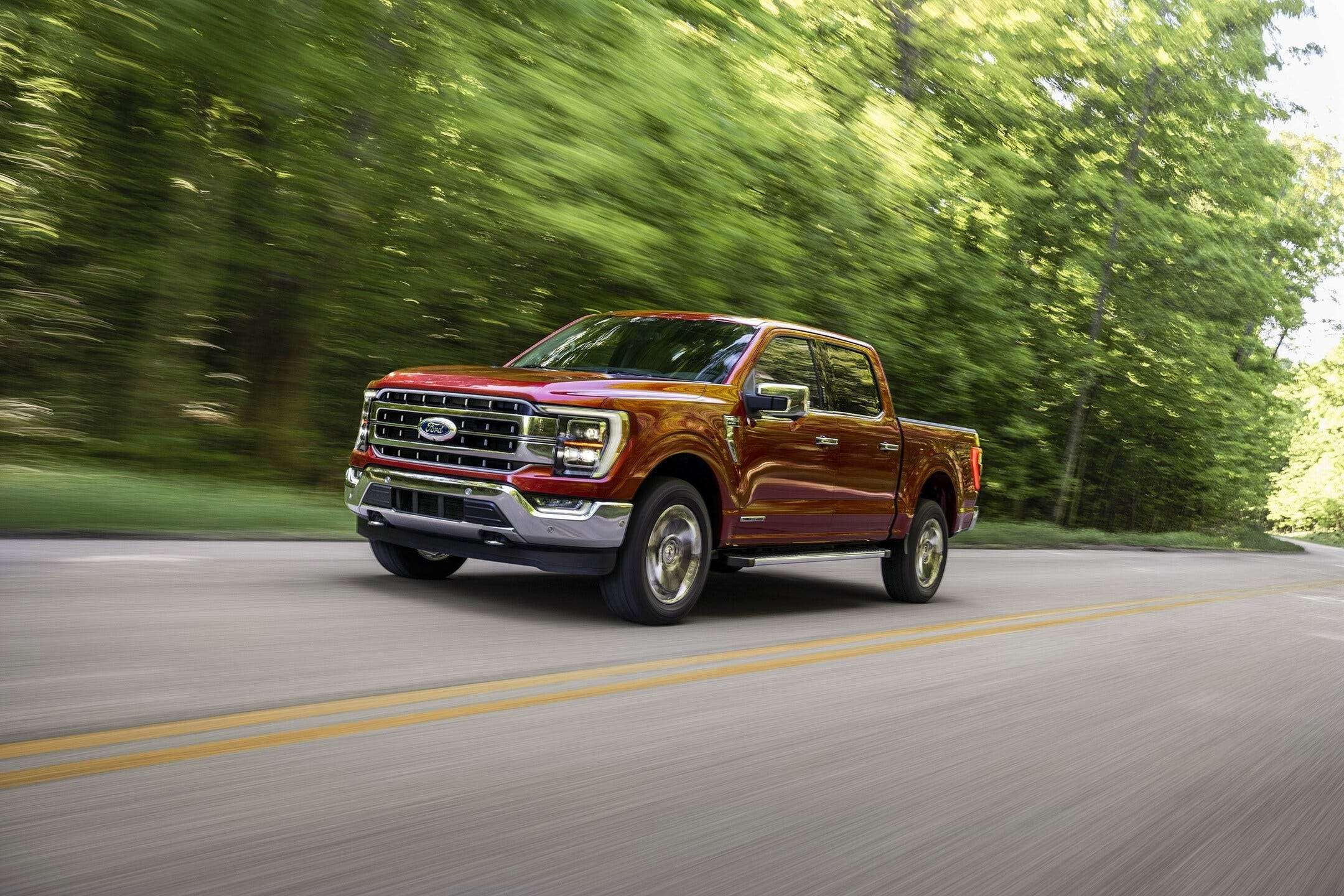 Ford's new hybrid F-150 officially has the best fuel ...