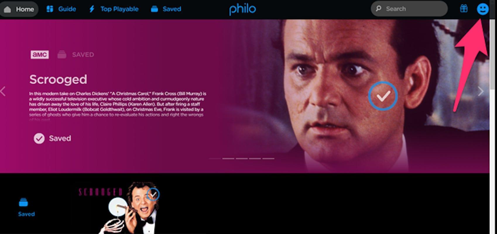 cancelling philo tv