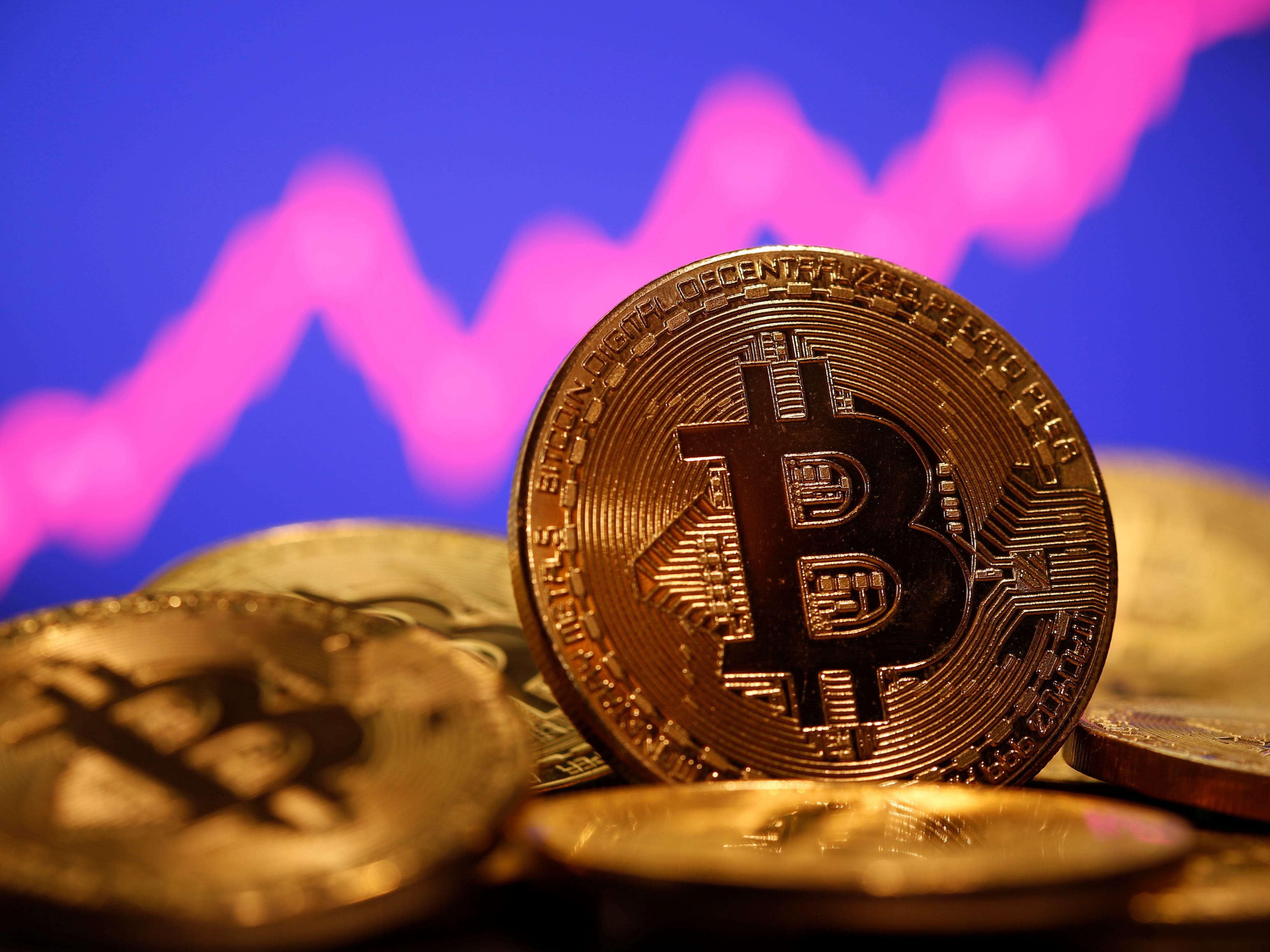 Cryptocurrency Investors Could Lose All Their Money Uk Regulator Warns As Bitcoin Price Drops From All Time High Business Insider India