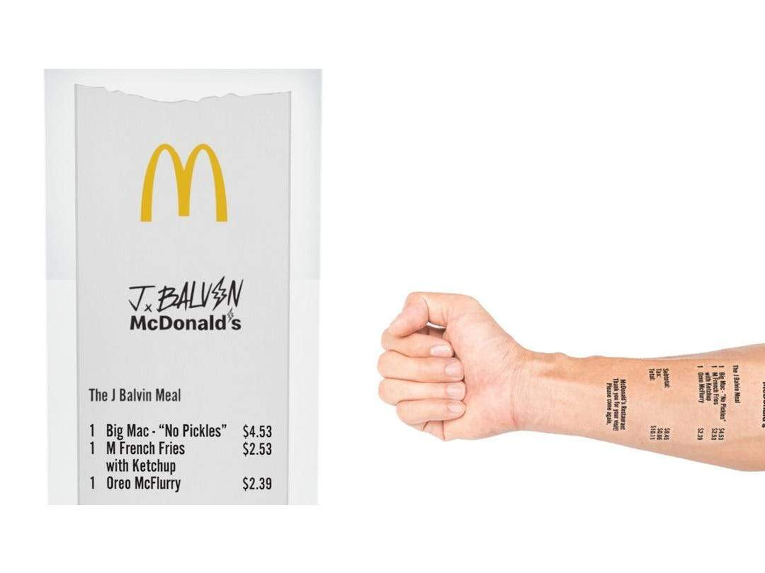 McDonald's J Balvin merch line has been canceled due to production challenges, following the wild success of the chain's Travis Scott collab