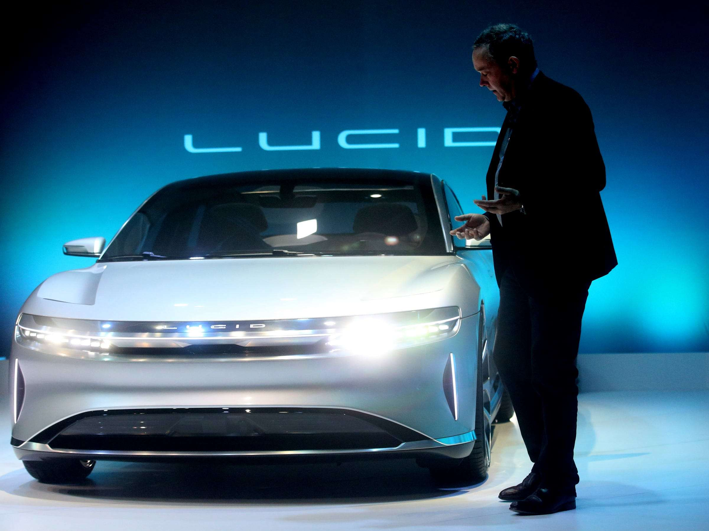 Churchill Capital Corp IV rockets 20% as rumors of Lucid Motors merger fuel  sustained rally   Markets Insider