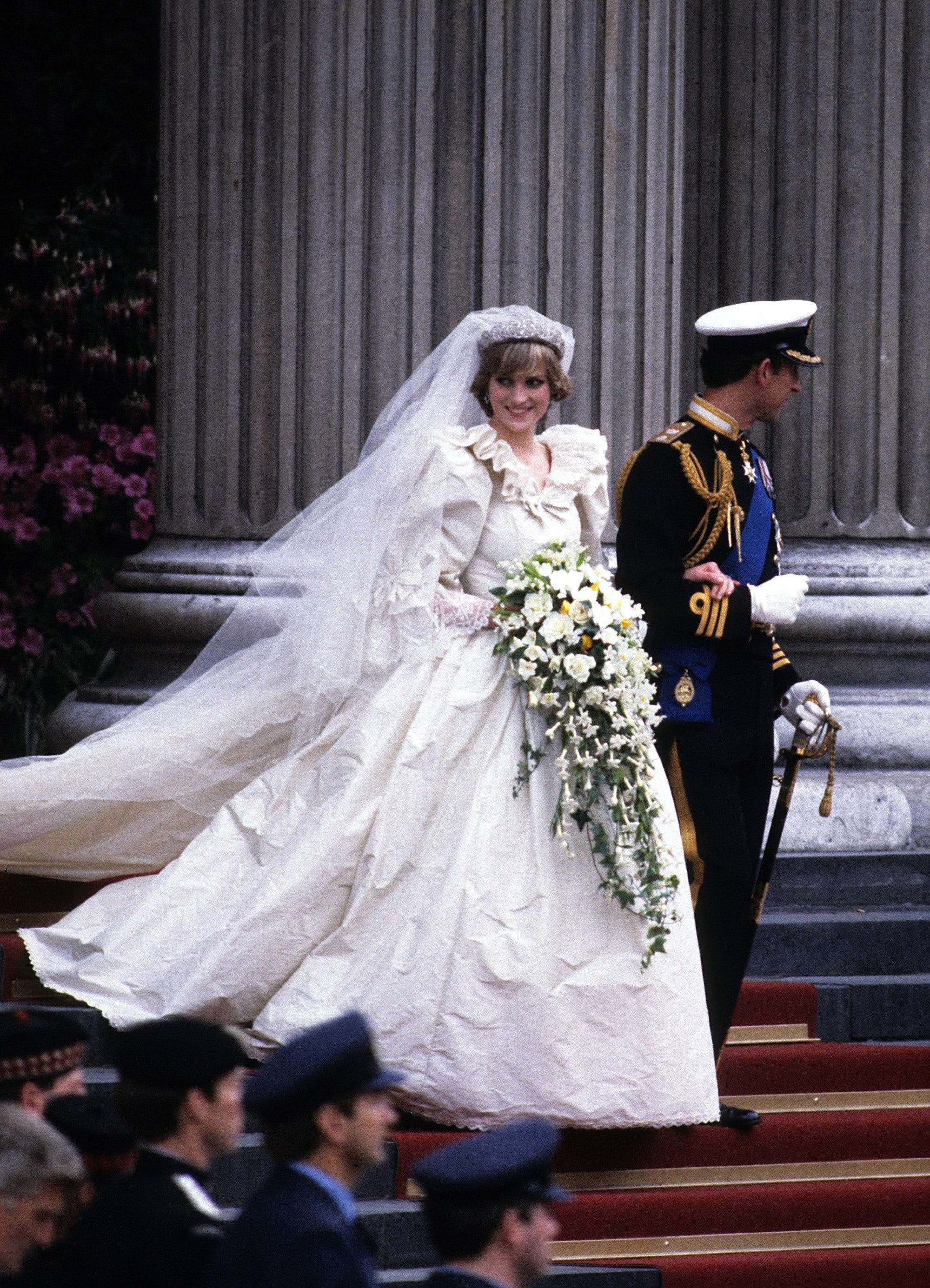 The Designers Of Princess Diana S Iconic Wedding Dress Are Fighting Over Historic Sketches Of It In Court Business Insider India [ jpg ]