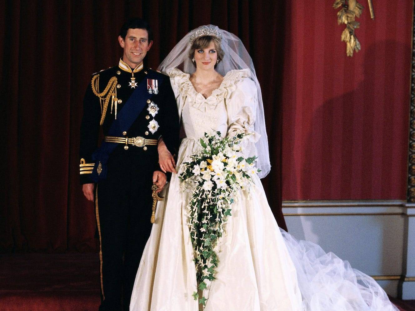 The Designers Of Princess Diana S Iconic Wedding Dress Are Fighting Over Historic Sketches Of It In Court Business Insider India [ 996 x 1328 Pixel ]