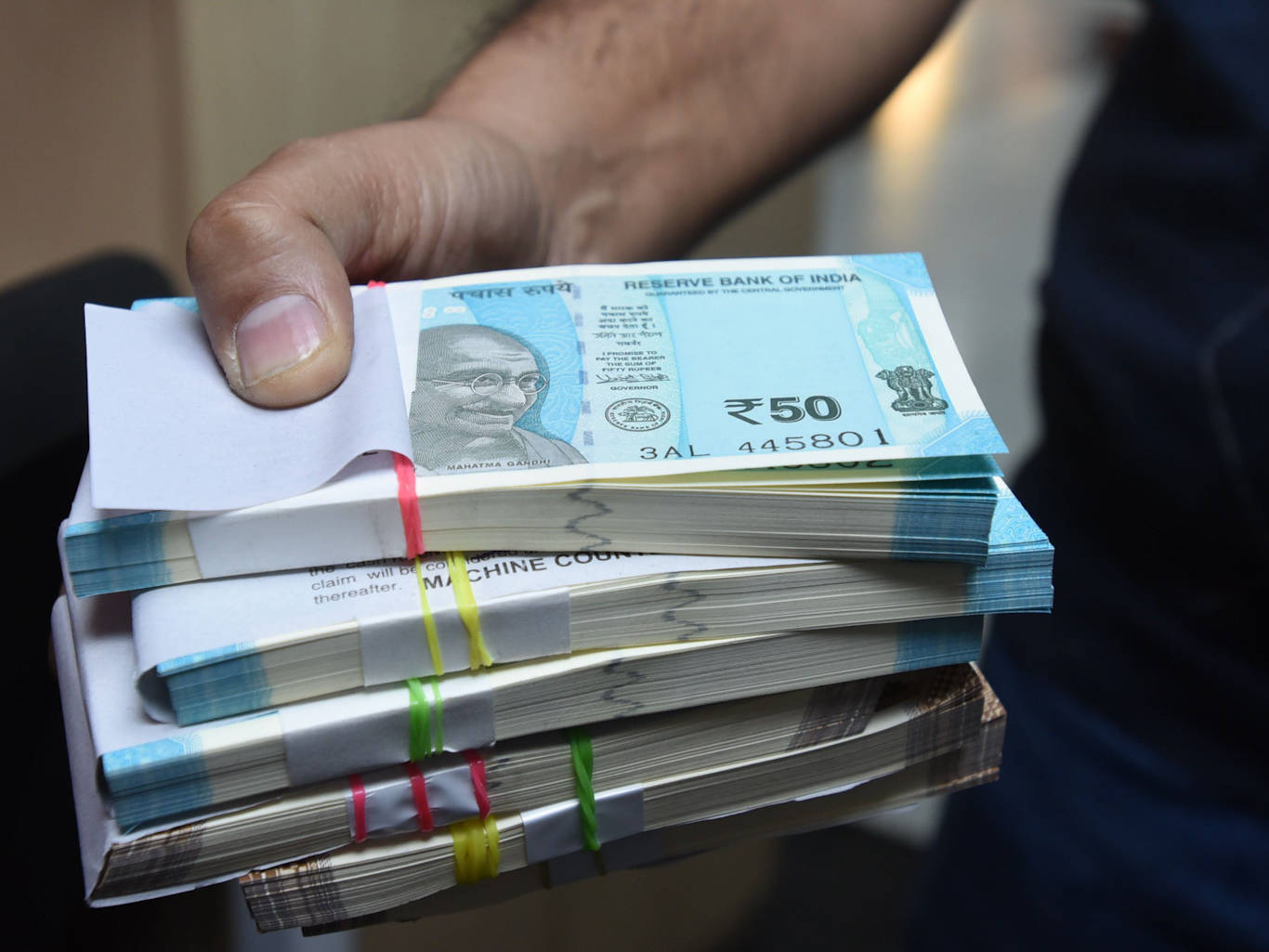 How big is India's debt and should it be a worry   Business ...