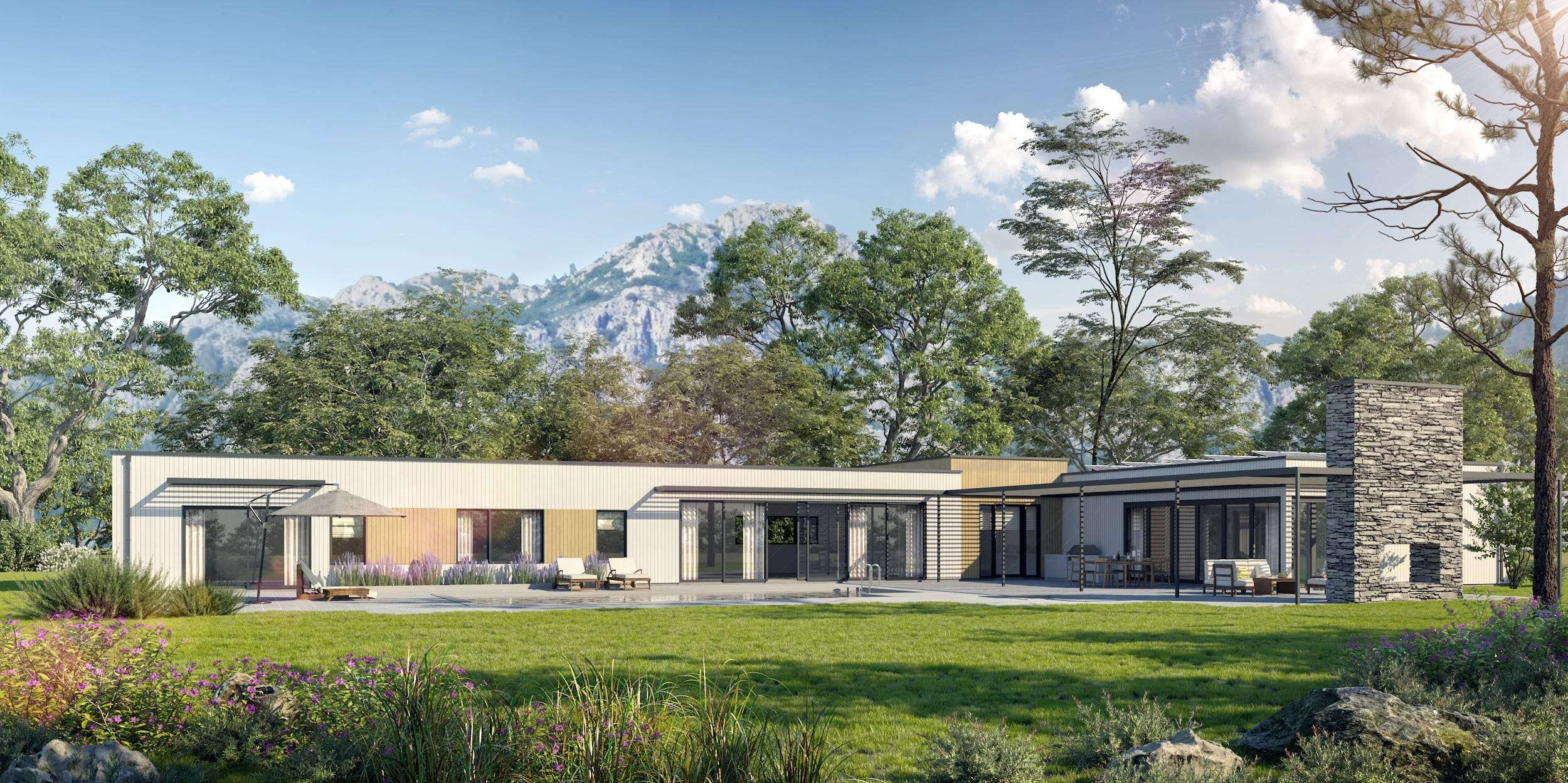A company that makes $600,000 prefab smart homes got so popular in 2020 it had to turn away customers  - see inside its 3 new homes