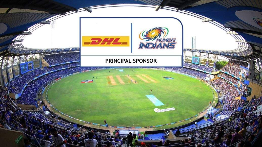 Mumbai Indians brings on board logistics giant DHL Express as its principal sponsor - Business Insider India