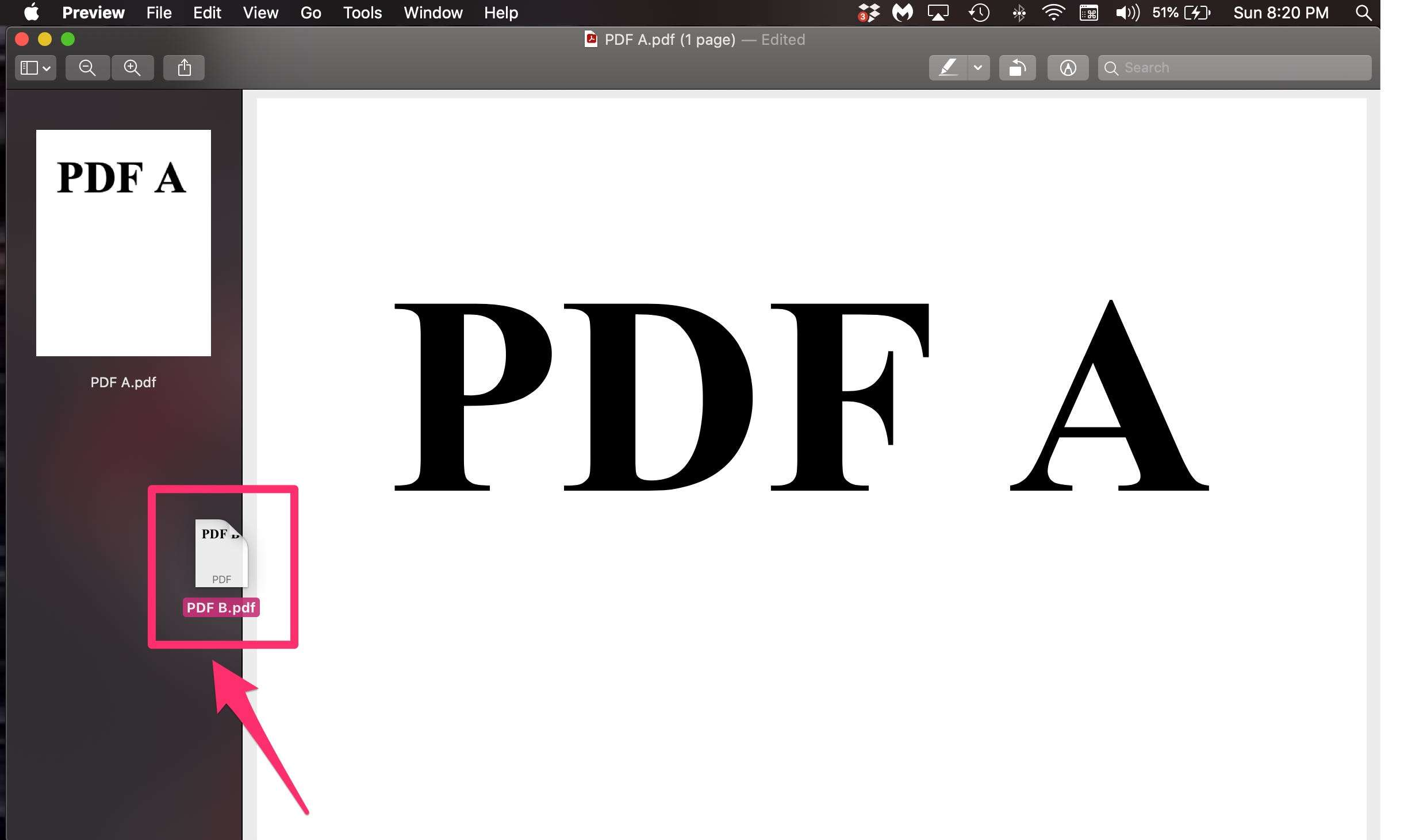 How to combine multiple PDF files into a single document on a Mac or PC