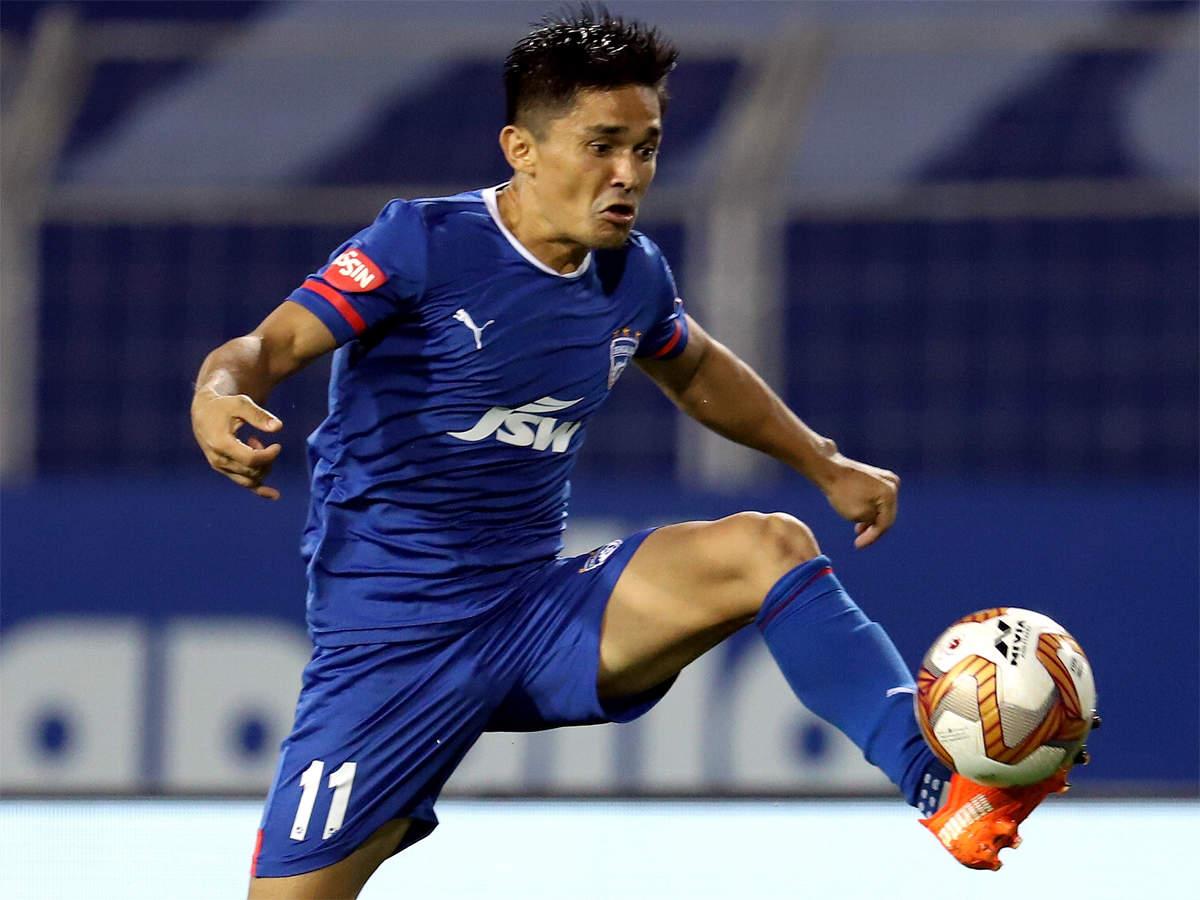 Indian football team captain Sunil Chhetri tests positive for COVID 19 - Business Insider India