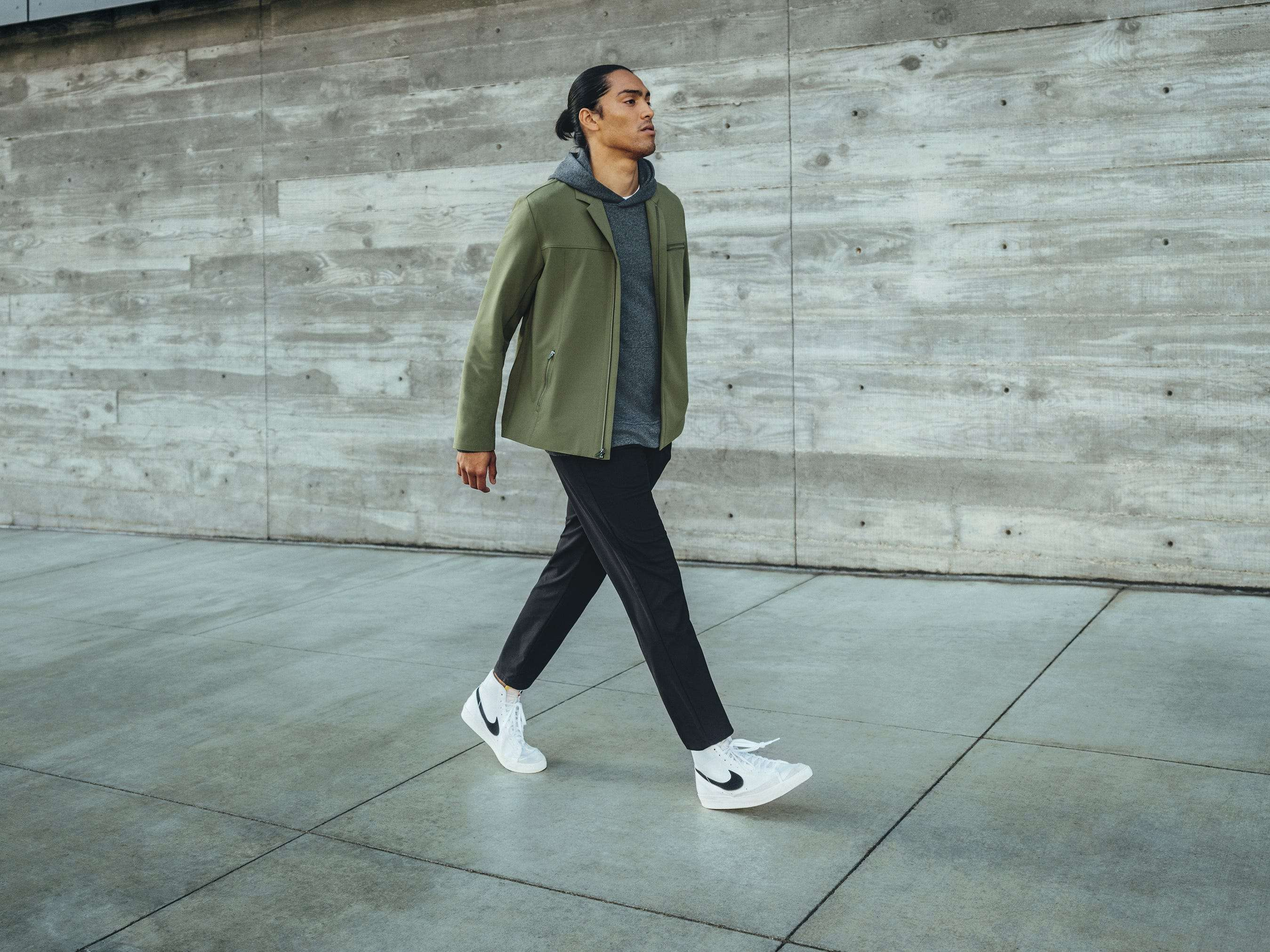 Dick's Sporting Goods launches new men's athleisure line to take on Lululemon