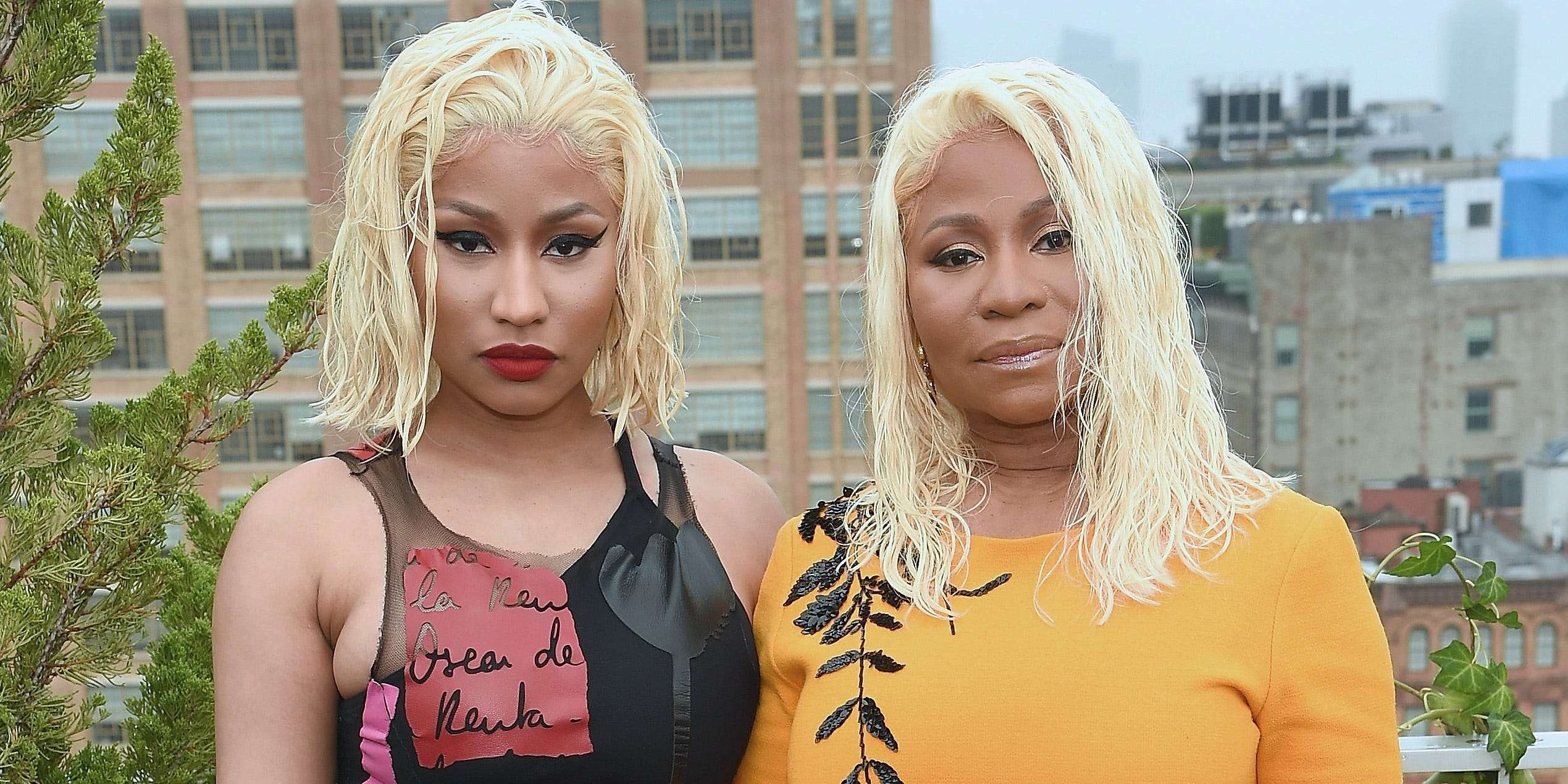 Nicki Minaj's mother filed a $150 million lawsuit against the man charged  in her father's fatal hit-and-run accident | Business Insider India